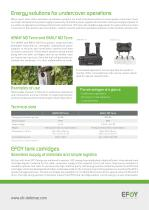 Off-grid power for domestic security - 7