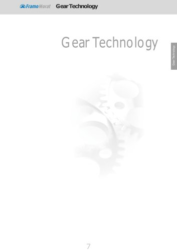 Chapter Gear Technology