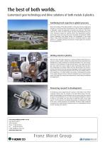 Drive Solutions for the E-mobility sector - 1