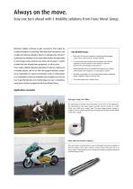 Drive Solutions for the E-mobility sector - 3