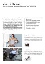 Drive Solutions for the medical technology & rehabilitation technology - 3