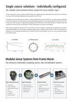Modular Linear Systems - 2