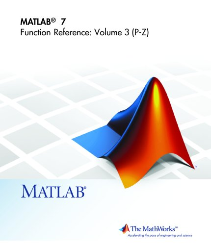 Function Reference: Volume 3 (P-Z)