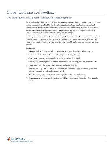 global-optimization-toolbox