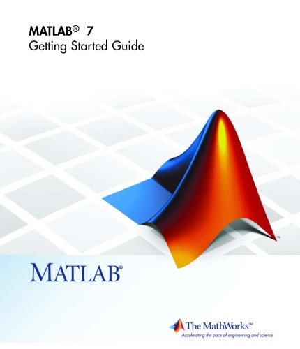 MATLAB® Getting Started Guide