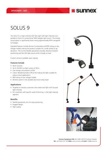 Sunnex SL9 6W Power LED