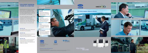 Vector 1350 - CARRIER TRANSICOLD EUROPE - PDF Catalogs