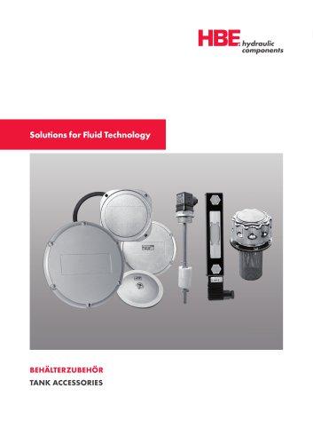HBE - Accessoires pour réservoirs