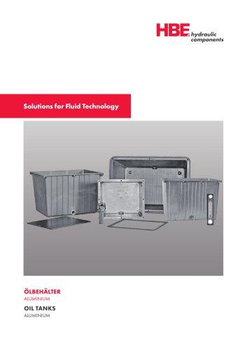 HBE - Réservoirs aluminium