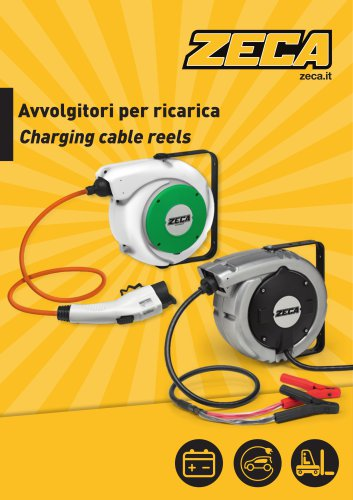 charging cable reels