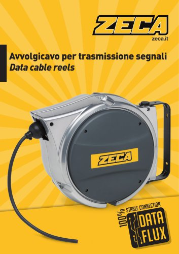 Data cable reels