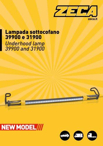 Lampada sottocofano 39900 e 31900