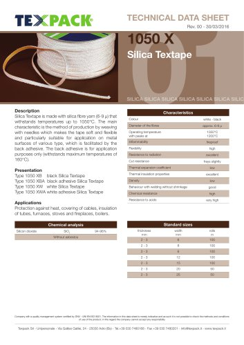 Silica Textape