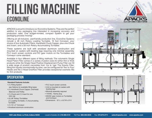 Econoline Filling System