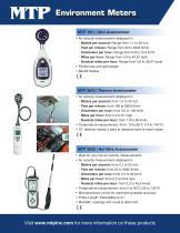 Environment Meters