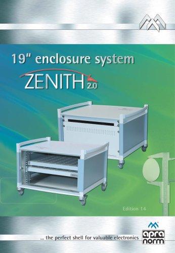 "19""-enclosure system ZENITH 2.0"