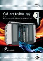 apra-NET = the cabinet- & data center specialist