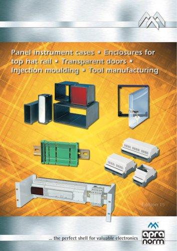 Panel Instrument Cases