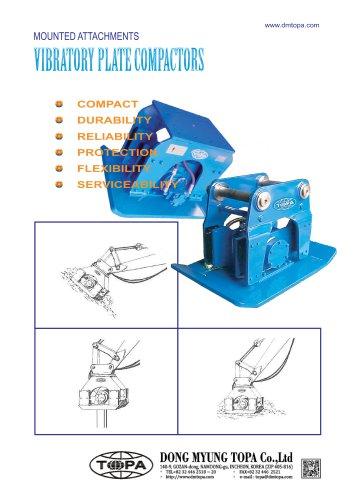 Vibration Plate Compactor