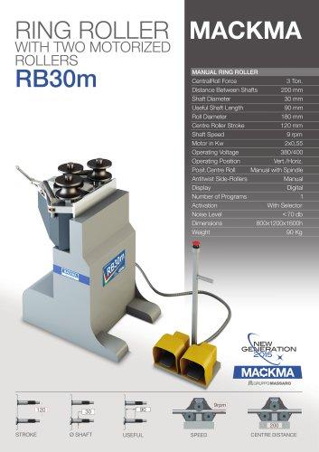 Ringroller RB30 m