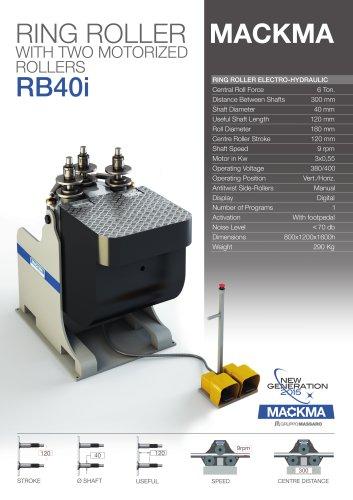 Ringroller RB40 i