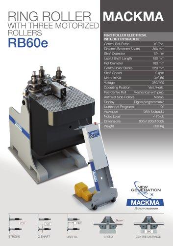 Ringroller RB60 e