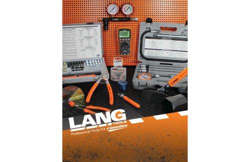 Lang Tools Catalogue