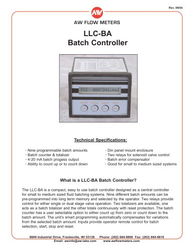 LLC BA