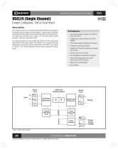 DSCL24 (Single Channel) Jumper Configurable - DIN or Panel Mount