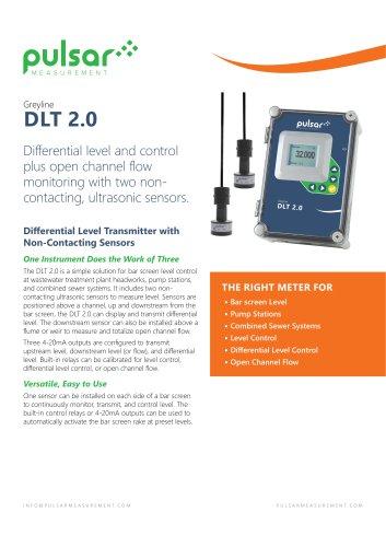 Differential Level Transmitter - DLT 2.0