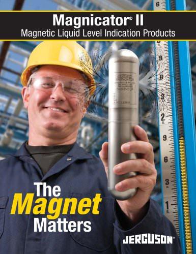 jerguson Mag-gage brochure