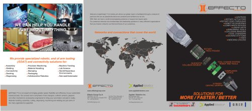 EFFECTO Brochure