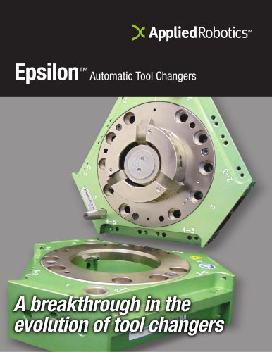 EpsilonTM  Automatic Tool Changers