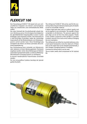 FLEXICUT 100