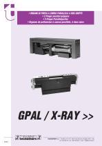 GPAL - X-RAYS