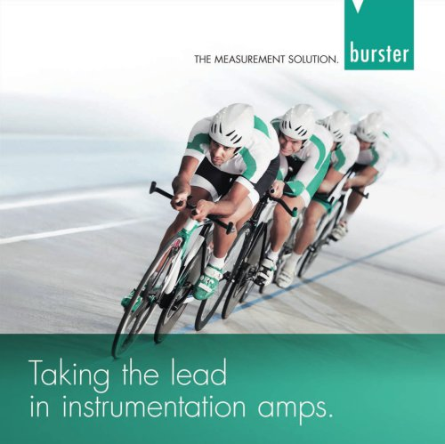 Taking the lead in instrumentation apms