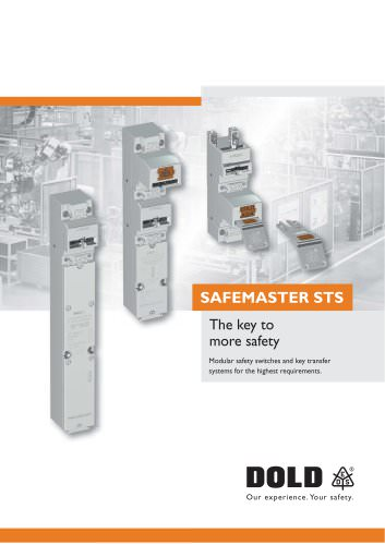 Brochure SAFEMASTER STS