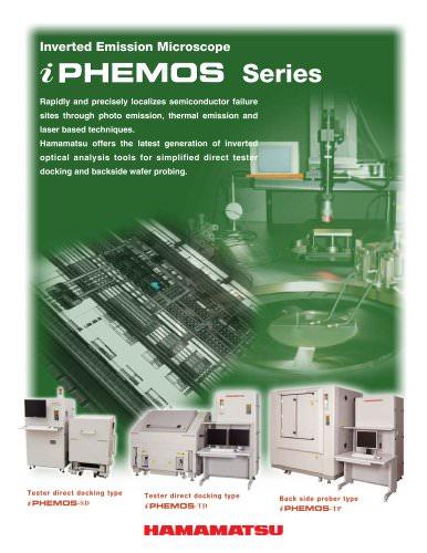 Inverted Emission Microscope  iPHEMOS