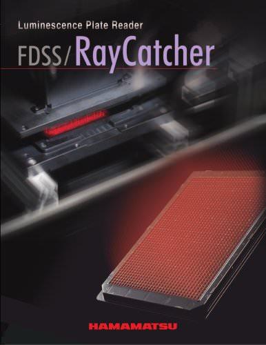 Luminescence Plate Reader  FDSS/RayCatcher