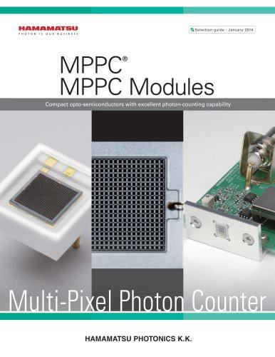 MPPC®, MPPC modules