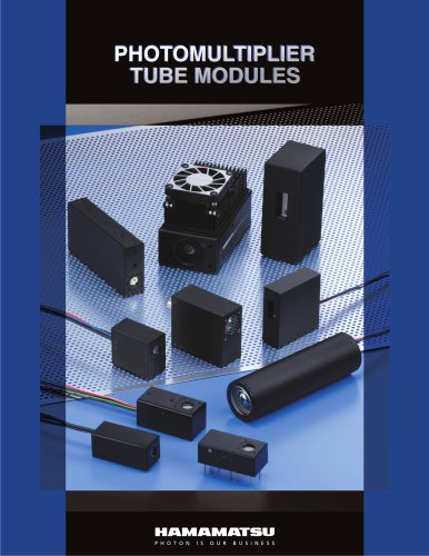 Photomultiplier Tube Modules