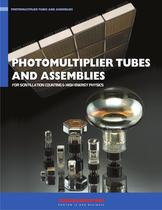 PHOTOMULTIPLIER TUBES AND ASSEMBLIES FOR SCINTILLATION COUNTING&HIGH ENERGY PHYSICS