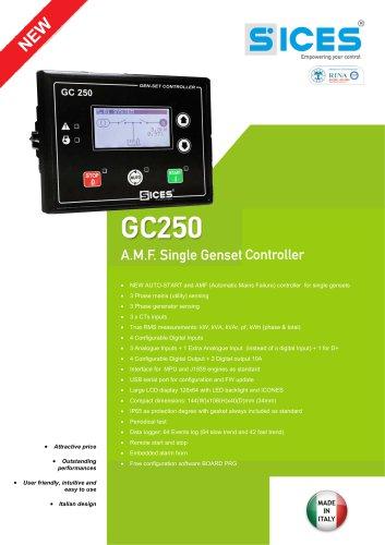 GC250 - AMF Controller