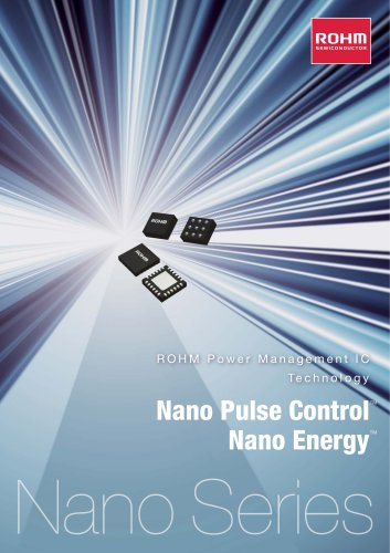 Nano Series DC/DC Converter ICs