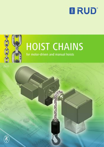 Industrial and Hoist Chains
