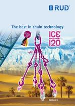 The best in chain technology ICE grade 120