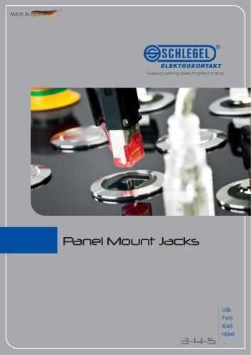 Panel Mount Jacks