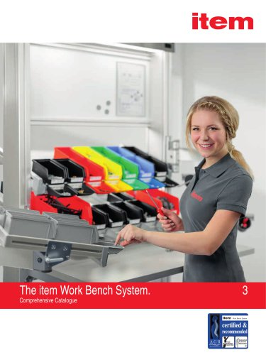 The item Work Bench System