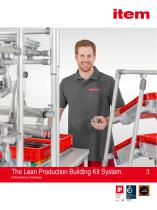 The Lean Production Building Kit System