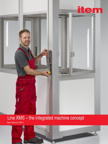 Line XMS - the integrated machine concept